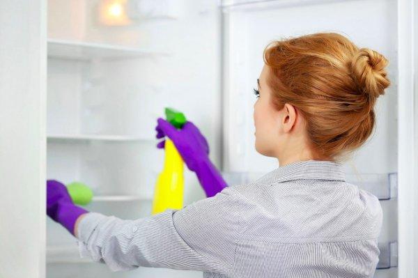 Как быстро устранить запах в холодильнике, рассказала домохозяйка