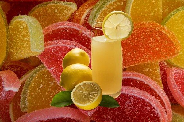 Лимонад в мармелад! Съедим то, что не допьём
