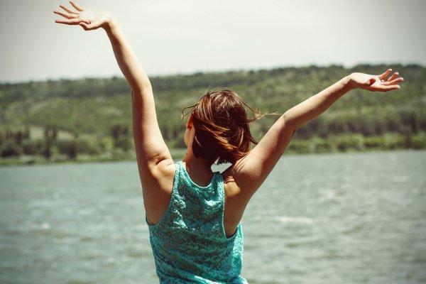 Ключи от счастья или 4 простых секрета превратили девушку в хозяйку жизни