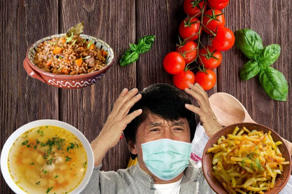 Эксперты составили ТОП блюд, которые люди готовят на карантине