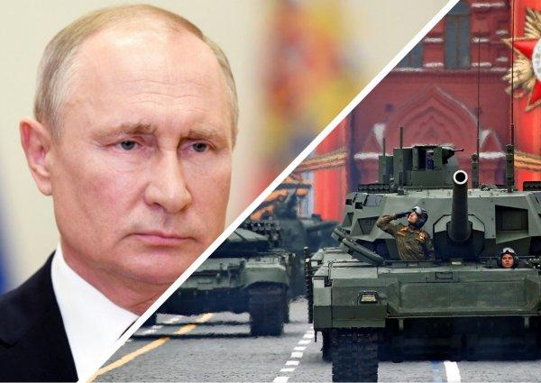 Путин поручил провести Парад Победы 24 июня