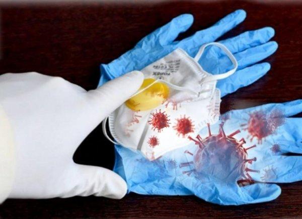 Иммунолог МГМУ предупредил россиян о грибках и астме из-за перчаток и масок