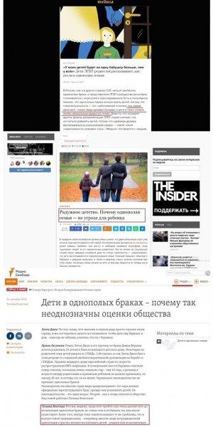 Международные институты используют «ручные» СМИ для пропаганды однополой любви в России
