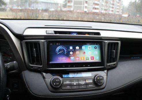 Андроид магнитола для Toyota RAV 4
